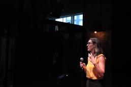 Photo credit: Jennifer Polixenni Brankin and TEDxSydney Summer Pitch Night 2018